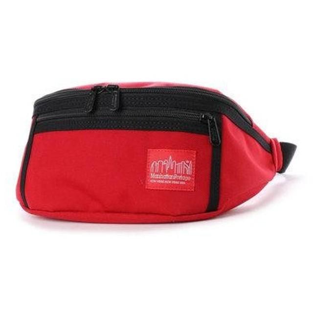 マンハッタンポーテージ Manhattan Portage Alleycat Waist Bag (Red)
