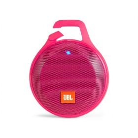 JBL CLIP+ Bluetoothスピーカー IPX5防水機能 ポータブル ワイヤレス対応 ピンク 新品 送料無料