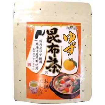 国内産ゆず昆布茶 50g