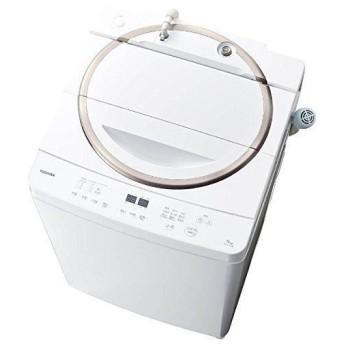 東芝 10.0kg 全自動洗濯機 グランホワイト東芝 マジックドラム AW-10SD5-W