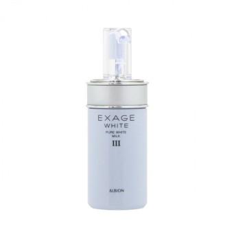 アルビオン エクサージュ ピュアホワイトミルク III 110g (乳液)