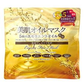 東京アロエ アロヴィヴィ 美肌オイルマスク (45枚) シートマスク