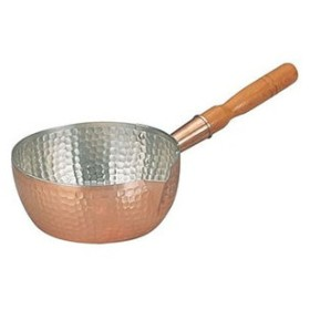 銅製雪平鍋 24cm AYK07024