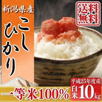 新潟県産 こしひかり 10kg (5kg×2) アイリスオーヤマ