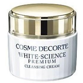 COSME DECORTE コスメ デコルテ ホワイト サイエンス プレミアム クレンジング クリーム 125g