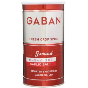 ギャバン ガーリックソルト 缶 450g 代引不可