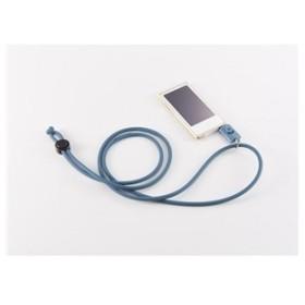 (アウトレット) トリニティ iPod用Lightningコネクター用ネックストラップ TR-LSIPOD-NV ネイビー