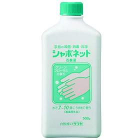 シャボネット 石鹸液 500g