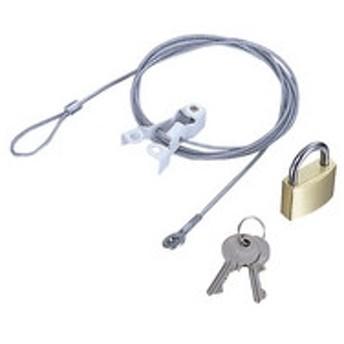 ELECOM ディスプレイセキュリティロック  ESL-5