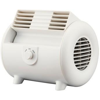【箱痛み品】ドウシシャ コンパクトファン 扇風機 コロ FSS-81 IV FSS81IV DOSHISHA アイボリー PIERIAシリーズ