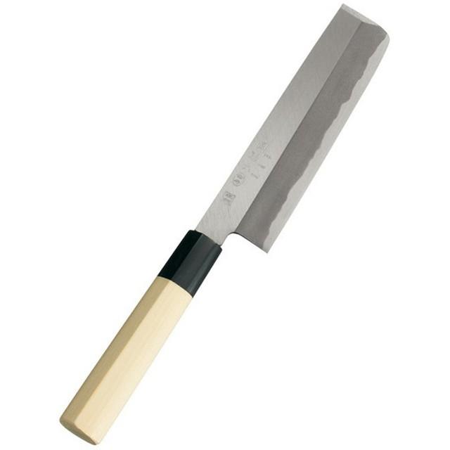 包丁 貝印 関孫六 金寿 本鋼 和包丁 薄刃165mm 000AK5222 (B)
