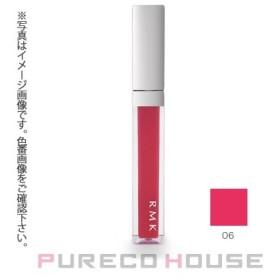 RMK リップジェリーグロス 5.5g #06 キャンディ ピンク【メール便可】