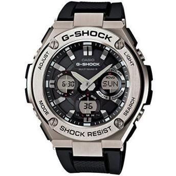 カシオ メンズ腕時計 G-SHOCK G-STEEL GST-W110-1AJF