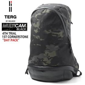 TERG BY HELINOX ターグ バイ ヘリノックス DAY PACK(デイパック) Multicam Black メンズ レディース リュック バックパック 迷彩 カモ柄