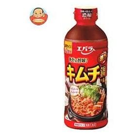 エバラ食品 キムチ鍋の素 500ml×12本入