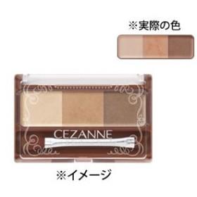 セザンヌ化粧品 ノーズ&アイブロウパウダー 02 ナチュラル (1個)