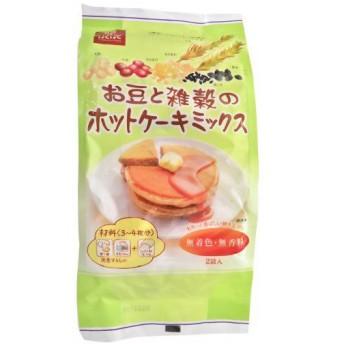 はくばく お豆と雑穀のホットケーキミックス 150g2袋