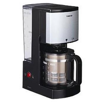 東芝 HCD-6MJ-K(ブラック) コーヒーメーカー 約6杯分
