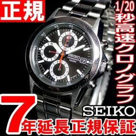 5日0時〜!店内ポイント最大35倍! セイコー 海外モデル SEIKO 逆輸入 クロノグラフ SND371
