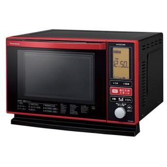 コイズミ KOIZUMI 音声ガイド付きオーブンレンジ 16L グルメナ KOR-6000/R レッド 新品 送料無料