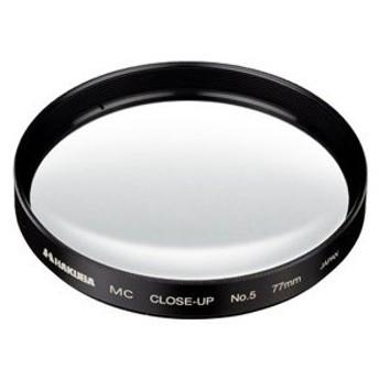 ハクバ MCクローズアップレンズ No.5 77mm CF-CU577 返品種別A