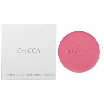 キッカ CHICCA フローレスグロウ フラッシュブラッシュ パウダー 04 ラズベリー【レフィル】【メール便可】