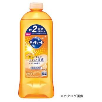 花王 キュキュット オレンジ詰替用/385m 288424