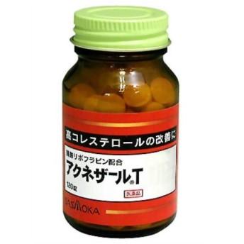 アクネザールT 120錠 定形外郵便 【第3類医薬品】 yg15