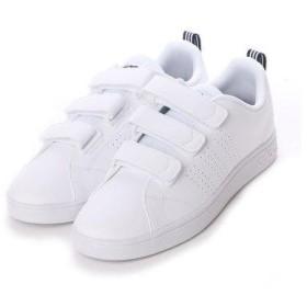 アディダス adidas VALCLEAN2 CMF (ホワイト/ネイビー)