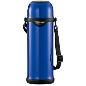 象印 SJ-TG10-AA ブルー TUFF ステンレスボトルコップタイプ (保温/保冷・1L)