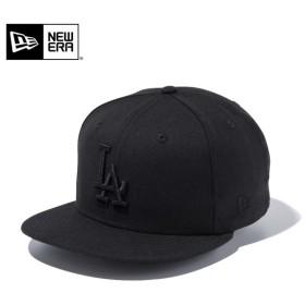 セール20%OFF!【メーカー取次】 NEW ERA ニューエラ 9FIFTY ロサンゼルス・ドジャース ブラックXブラック 11308481 キャップ メンズ 帽子 メジャーリーグ 野球