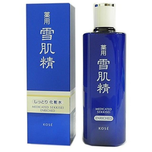 コーセー 雪肌精 (せっきせい) 薬用 雪肌精 エンリッチ しっとりタイプ (360mL) 薬用化粧水