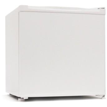 エスキュービズム 1ドア冷蔵庫 ホワイト 46L WR-1046WH