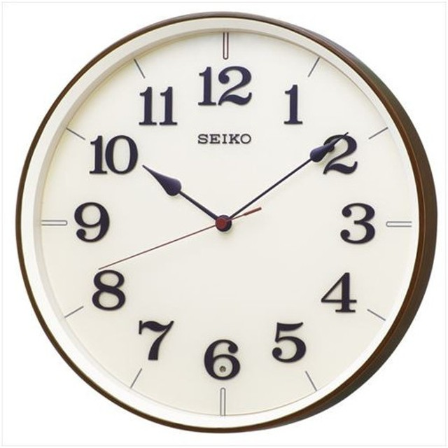 セイコー 電波掛時計 KX221B