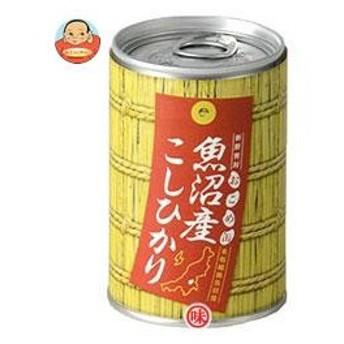 ヒカリ食品 おこめ缶 魚沼産コシヒカリ 250g缶×24個入