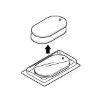 オムロン HV-BIG-PAD 低周波治療器用大型電極パッド