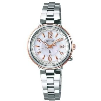 セイコー SEIKO 腕時計 レディース LUKIA ルキア SSVV034