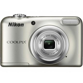 ニコン コンパクトデジタルカメラ COOLPIX A10 [シルバー] ★