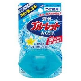 小林製薬 液体ブルーレットおくだけ 清潔なブルーミーアクアの香り つけ替用 70ml 1個