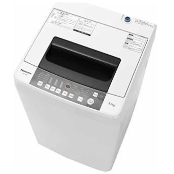ハイセンス 5.5kg 全自動洗濯機 Hisense HW-T55A