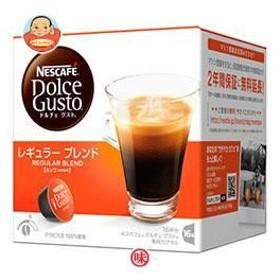 ネスレ日本 ネスカフェ ドルチェ グスト 専用カプセル レギュラーブレンド 16個(16杯分)×3箱入