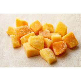 「マンゴーカット」冷凍フルーツホール1kg
