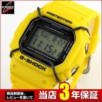 G-SHOCK Gショック CASIO カシオ ジーショック DW-5600P-9 デジタル 時計 腕時計 メンズ 黄 イエロー 海外モデル