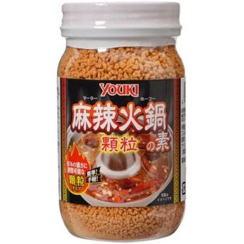 ユウキ食品 麻辣火鍋の素(顆粒) 120g 代引不可