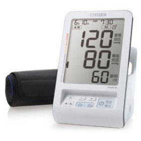 シチズン 上腕式血圧計 CITIZEN CHUAシリーズ CHUA715 返品種別A