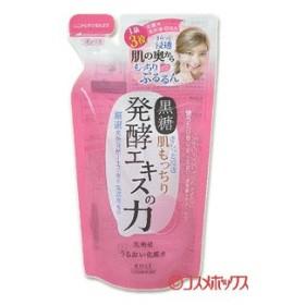 黒糖精 うるおい化粧水 つめかえ用 160ml