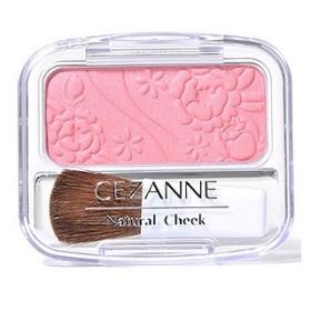 セザンヌ化粧品 ナチュラルチークN 13 ローズ系ピンク (4g) パウダーチーク