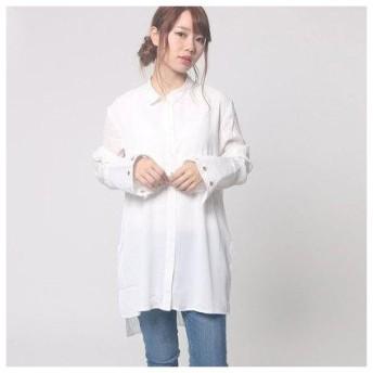 デシグアル Desigual  シャツ トップス (ホワイト)