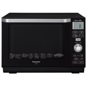 パナソニック Panasonic オーブンレンジ エレック 26L ブラック NE-MS264-K