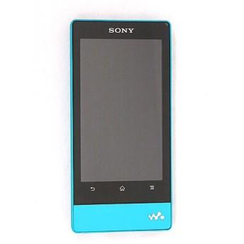 SONYウォークマン Fシリーズ NW-F806 ブルー/32GB 訳あり